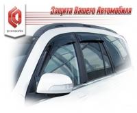 Дефлекторы окон (ветровики на стёкла) для Infiniti FX35/FX45 (2003-2008 г.в.)