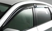 Дефлекторы окон (ветровики) для Audi A4 седан (2008- г.в.)