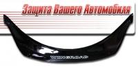 Дефлектор капота (мухобойка) на Nissan Wingroad 2005-...г.в. - кузов Y12