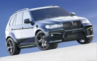 Аэродинамический обвес Lumma для для BMW X5 (E70)
