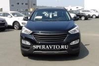 Решётка радиатора (металлическая сетка) для Hyundai Santa Fe New 2013-...г.в.